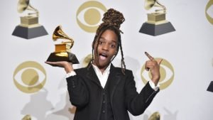 Koffee Grammy Pic
